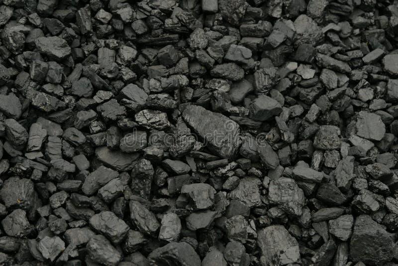 Antracita del carbón duro imágenes de archivo libres de regalías