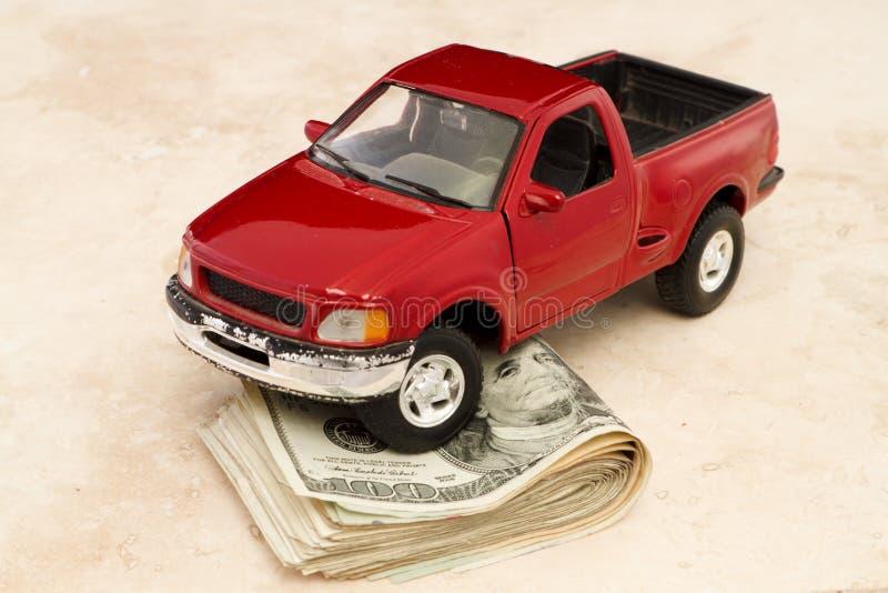 Antreiben Von Unkosten Stockfotos