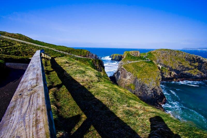 antrim okręg administracyjny Ireland krajobrazowy północny uk zdjęcia stock
