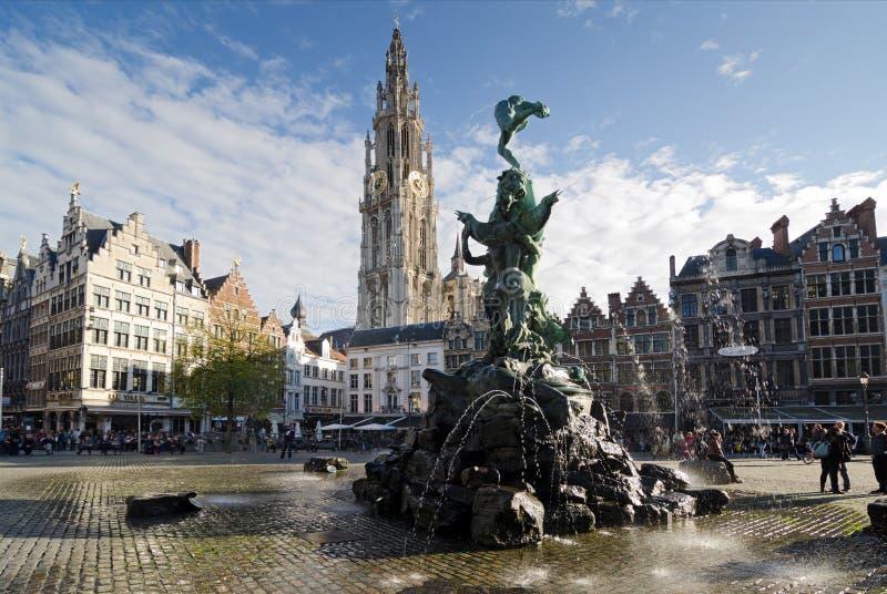 Antwerp arkivfoto