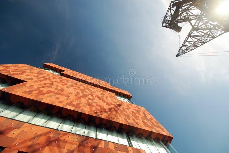 The MAS Museum In Antwerp Editorial Stock Photo
