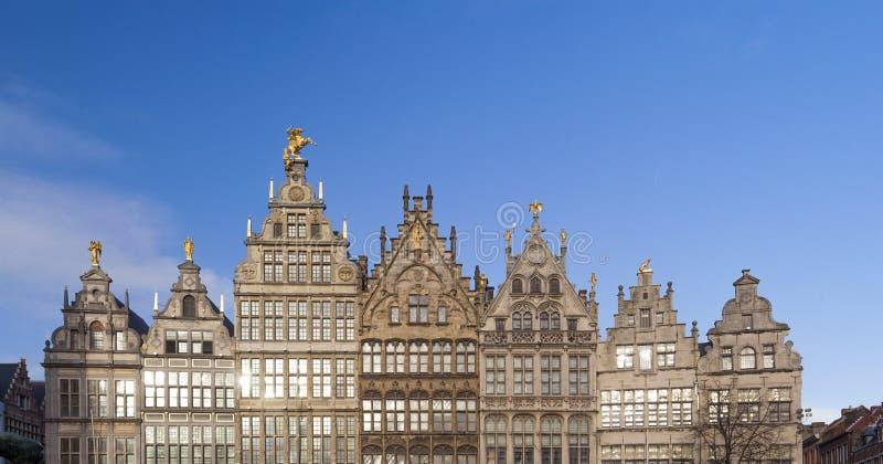 Antwerp, Belgium stock images