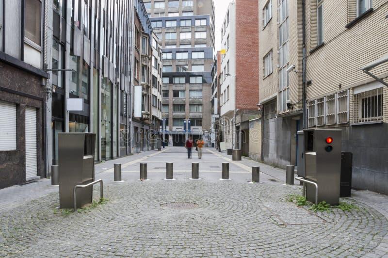 Antwerp diamentowy okręg zdjęcia royalty free