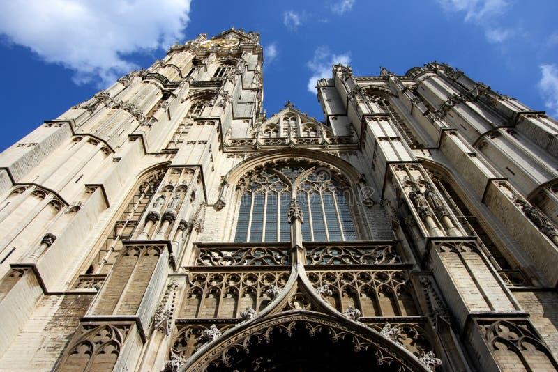 Download Antwerp landmark stock photo. Image of lieve, beautiful - 6406252