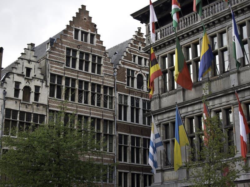 Download Antwerpen stock foto. Afbeelding bestaande uit belgië - 54076364