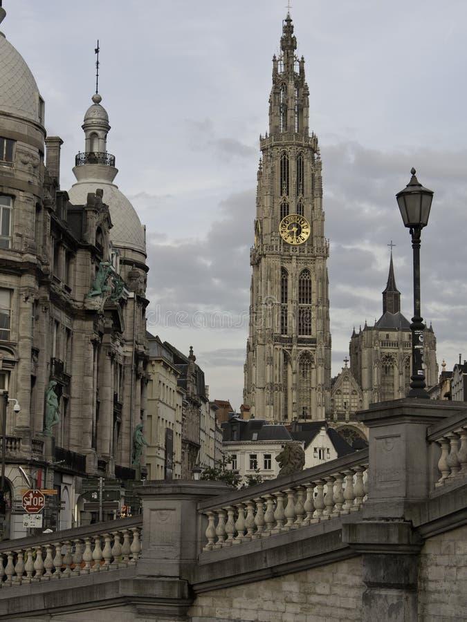 Download Antwerpen stock foto. Afbeelding bestaande uit haven - 54076424