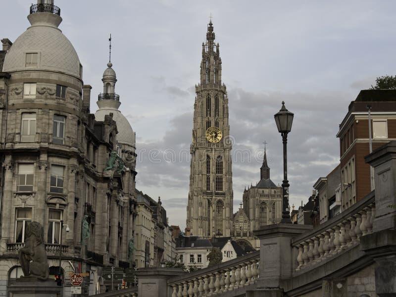 Download Antwerpen stock foto. Afbeelding bestaande uit venster - 54076528