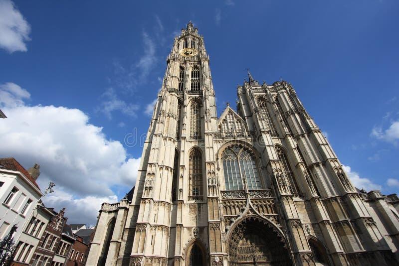 Antwerpen lizenzfreie stockfotos