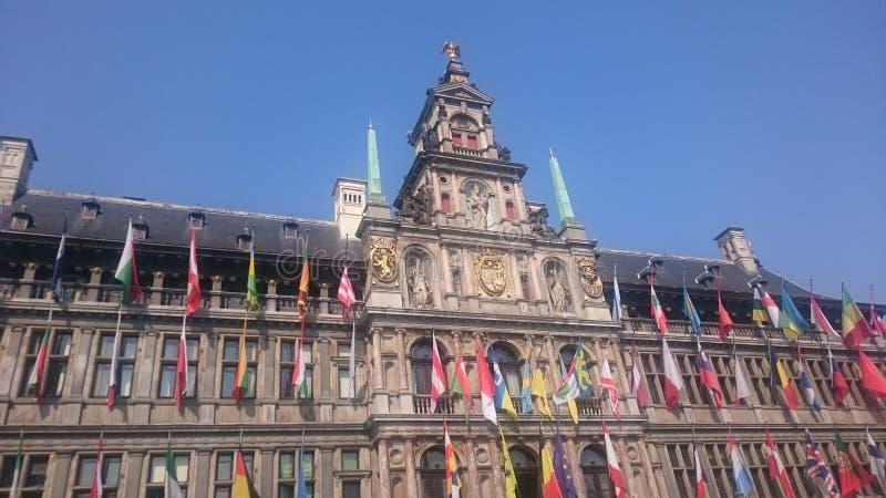 Antwerpen images libres de droits