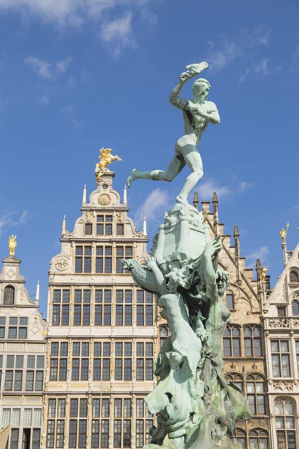 Antwerpen, Belgien lizenzfreies stockbild
