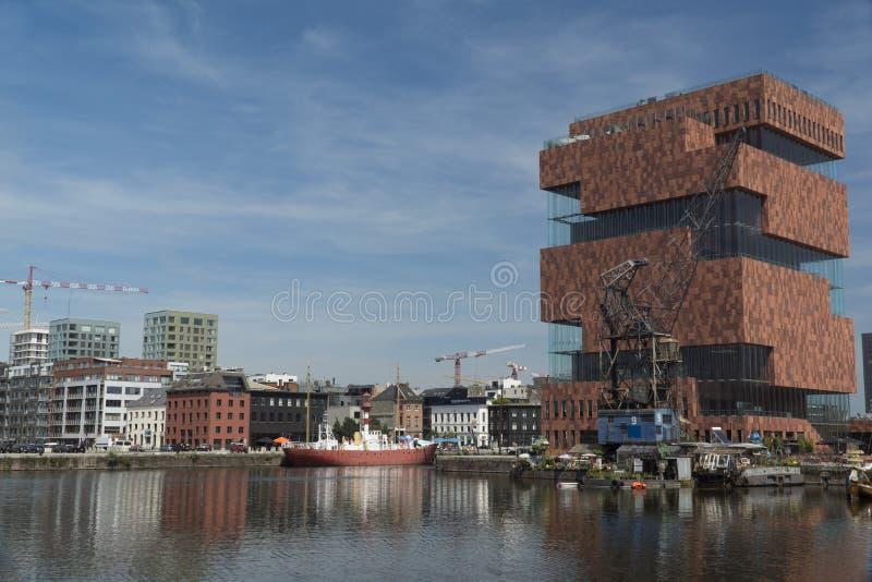 Antwerpen, Belgio immagini stock libere da diritti