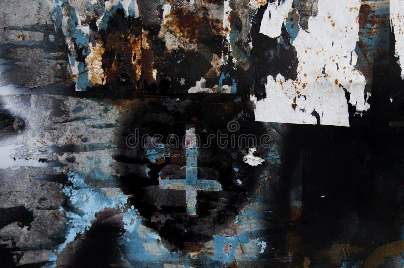 Anty Chrystus zdjęcie royalty free