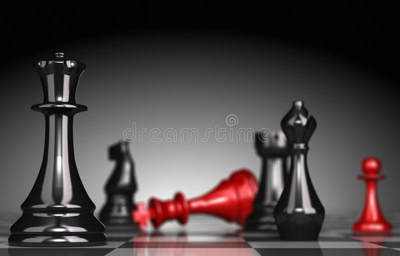 Antycypacja i strategia royalty ilustracja