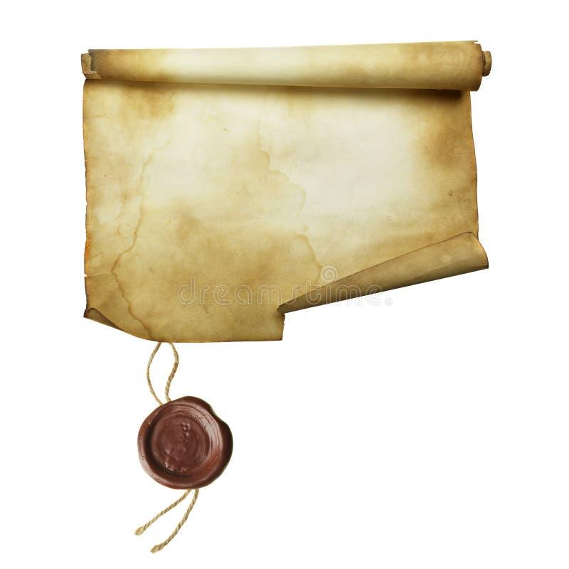 antyczna ślimacznica obrazy royalty free
