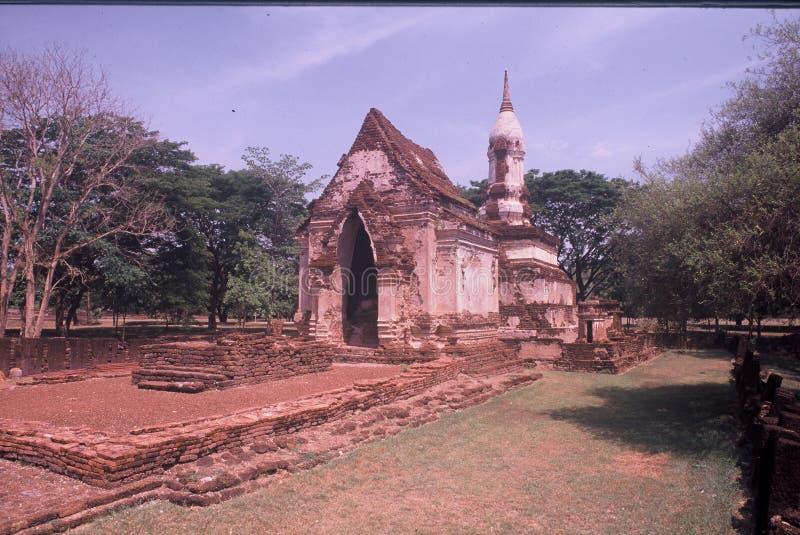 Antyczna świątynia w światowym dziedzictwie obrazy stock