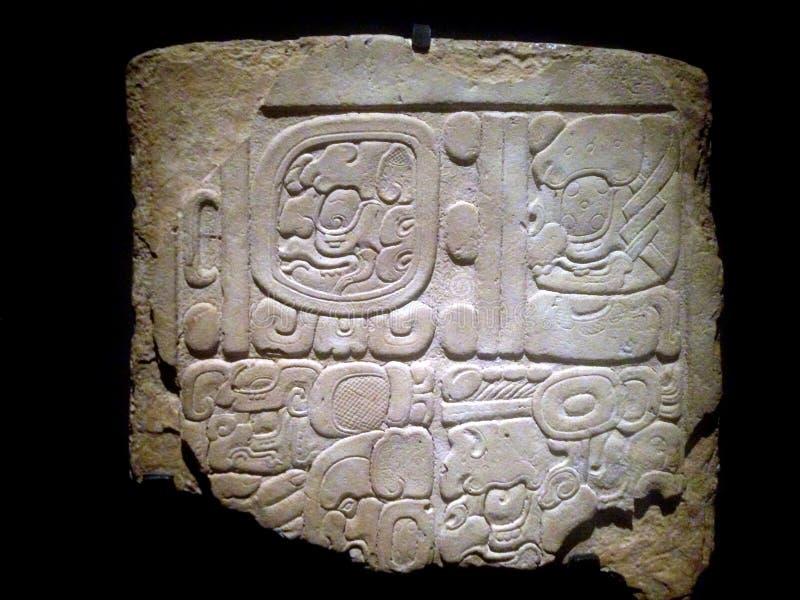 Antyczna majowie sztuka obraz royalty free