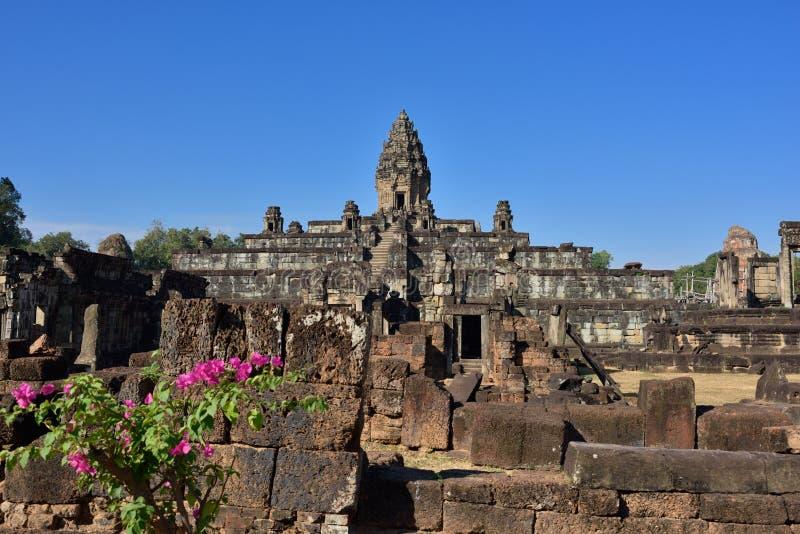 Antyczne świątynie zdjęcia royalty free