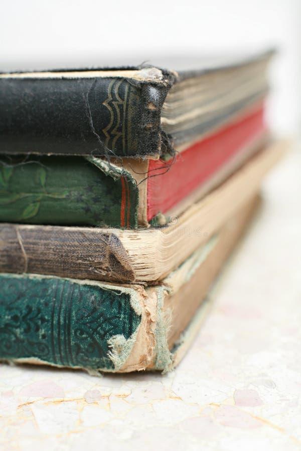 Antyczne książki obrazy royalty free