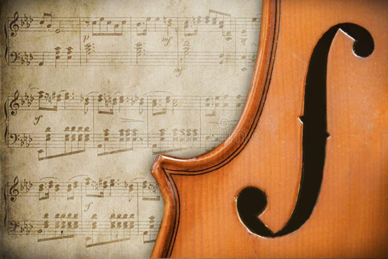 antyczne skrzypce obrazy royalty free