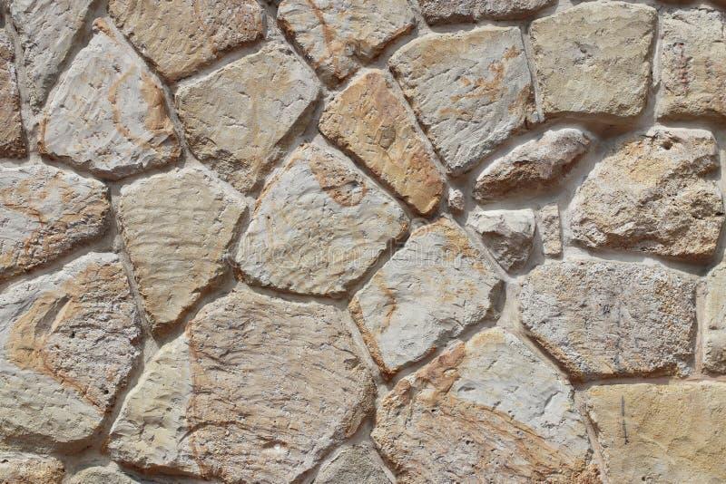 Antyczny średniowieczny kamienny kamieniarstwo Tekstura czerep ściana stara struktura Tło dla projekta i kreatywnie pracy de obraz stock