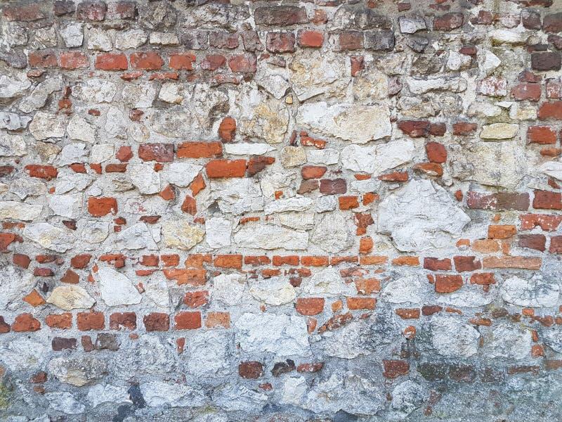 Antyczny średniowieczny kamienny kamieniarstwo Tekstura czerep ściana stara struktura Tło dla projekta i kreatywnie pracy de obraz royalty free