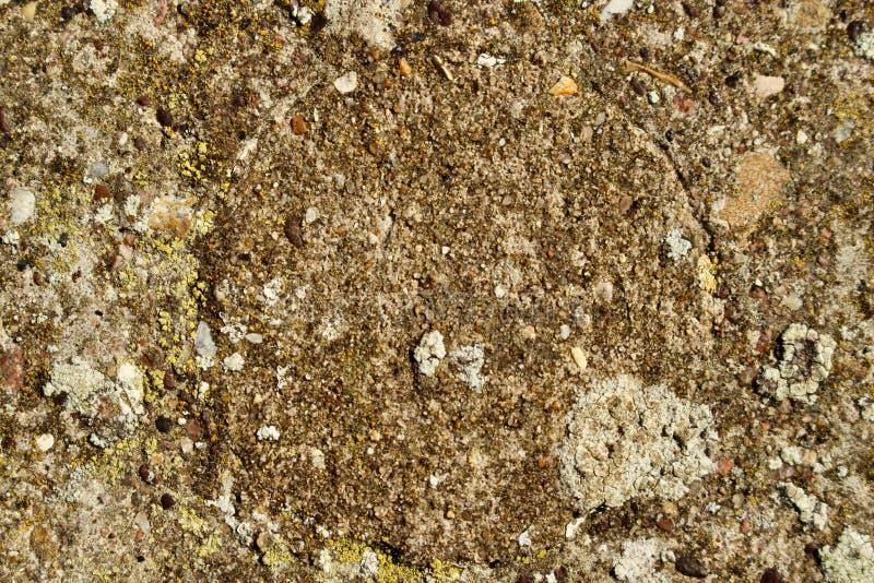 Antyczny betonowy poczta ideał jako textured tło obraz stock