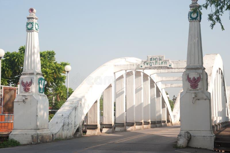 antyczny bridżowy Thailand obrazy royalty free