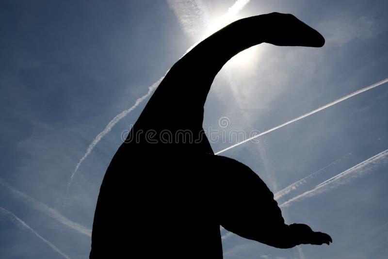 antyczny dinosaur obrazy stock