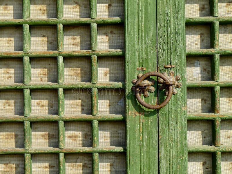 antyczny drzwi zdjęcie royalty free