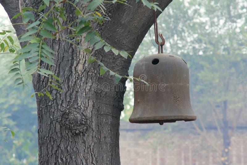 Antyczny dzwon obraz stock