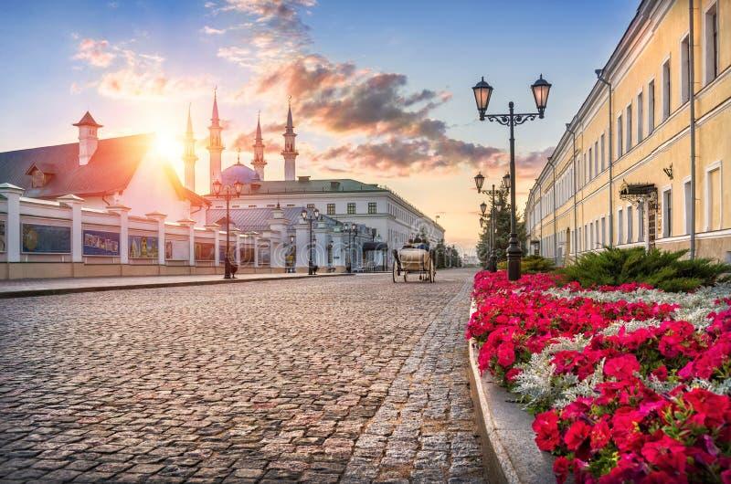 Antyczny Kazan fotografia stock