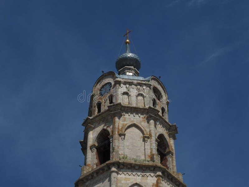 Antyczny kościół obrazy stock