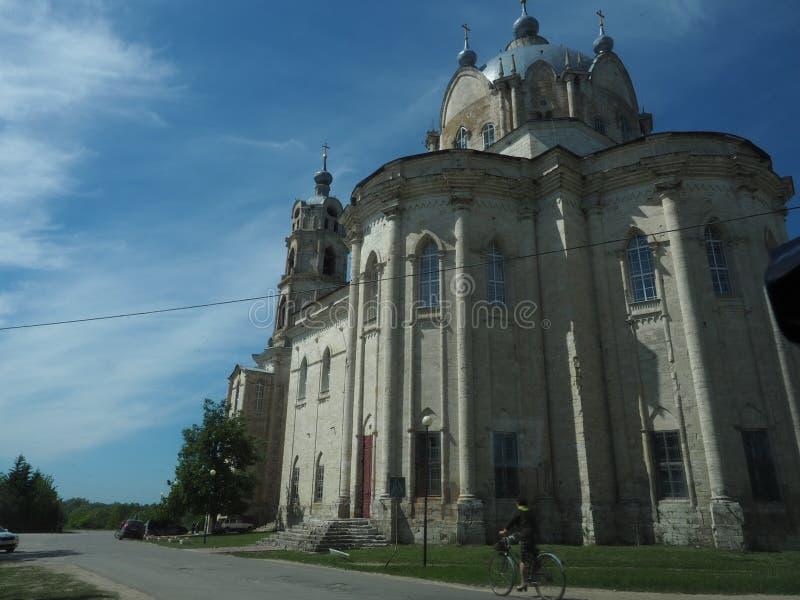 Antyczny kościół zdjęcie stock