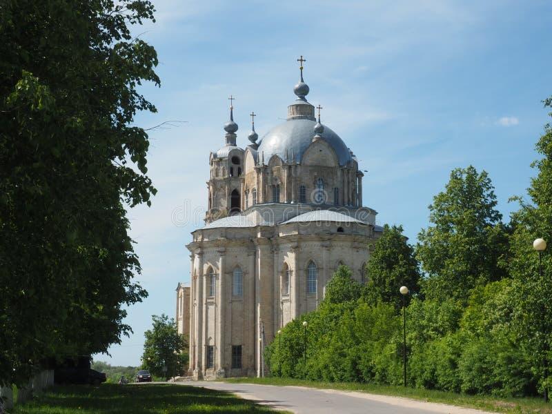 Antyczny kościół fotografia royalty free