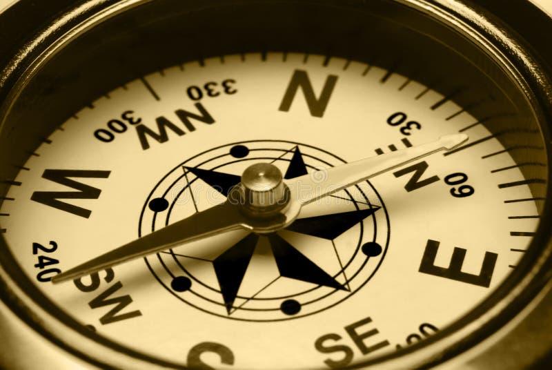 antyczny kompas zdjęcia royalty free