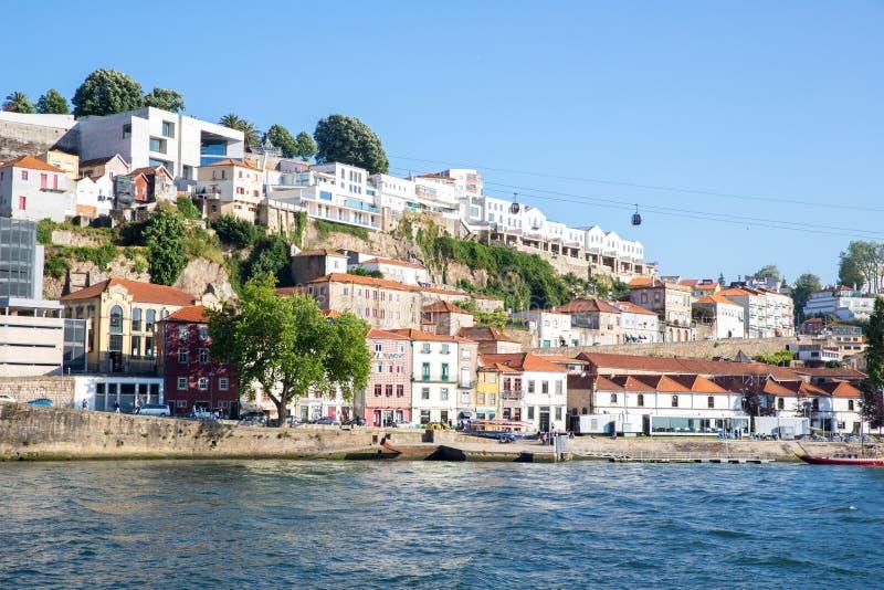 Antyczny miasteczko Porto zdjęcie royalty free