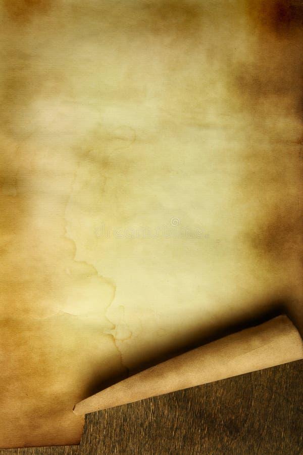 antyczny papier zdjęcia stock