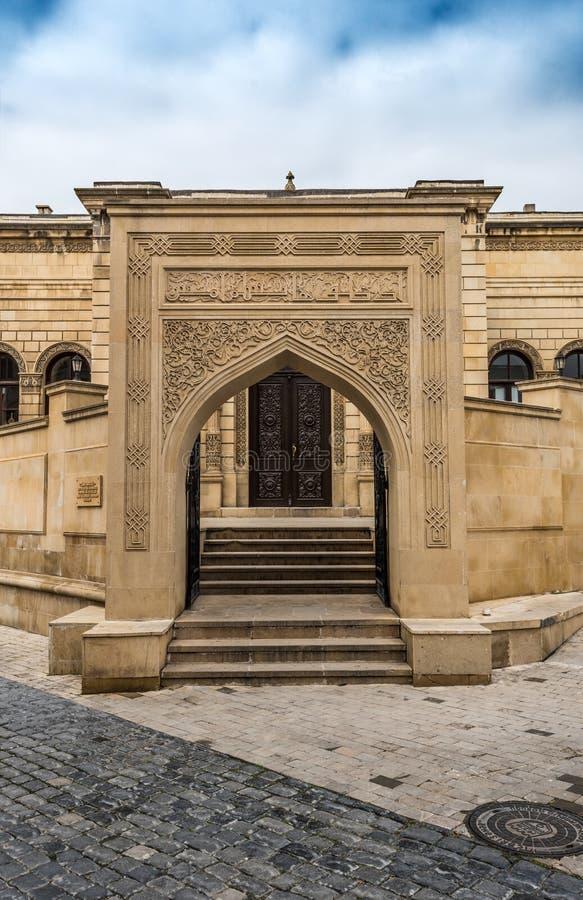 antyczny wejściowy meczet zdjęcie royalty free