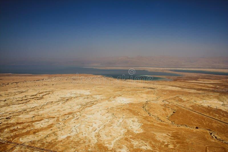 antycznych nieżywych gór malowniczy morze zdjęcie stock
