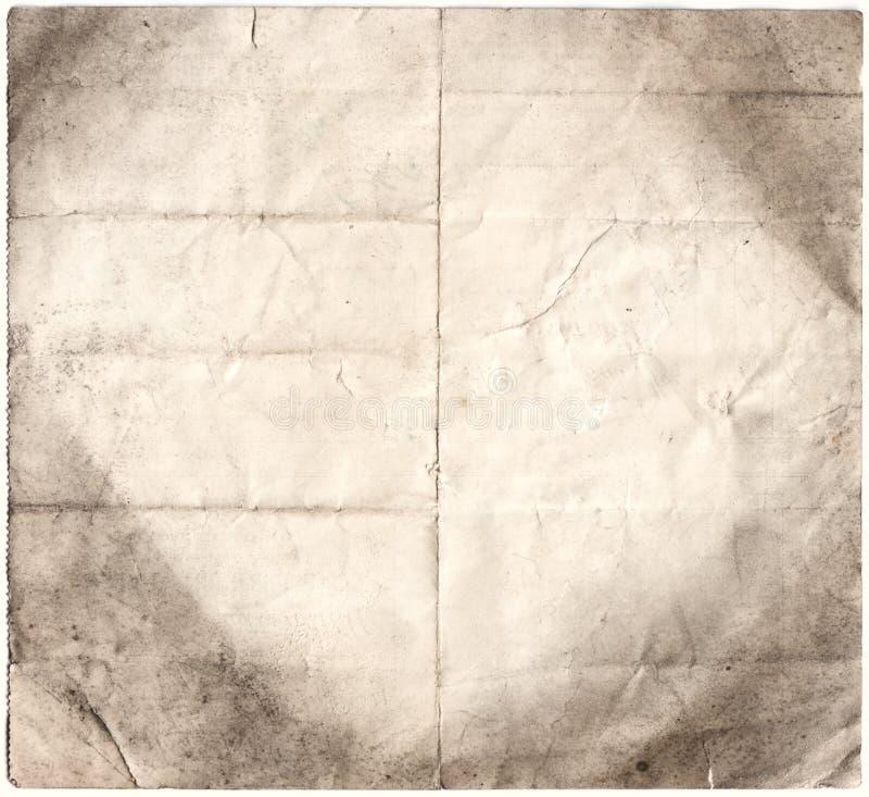 antyk inc cli gnijący papieru obraz stock