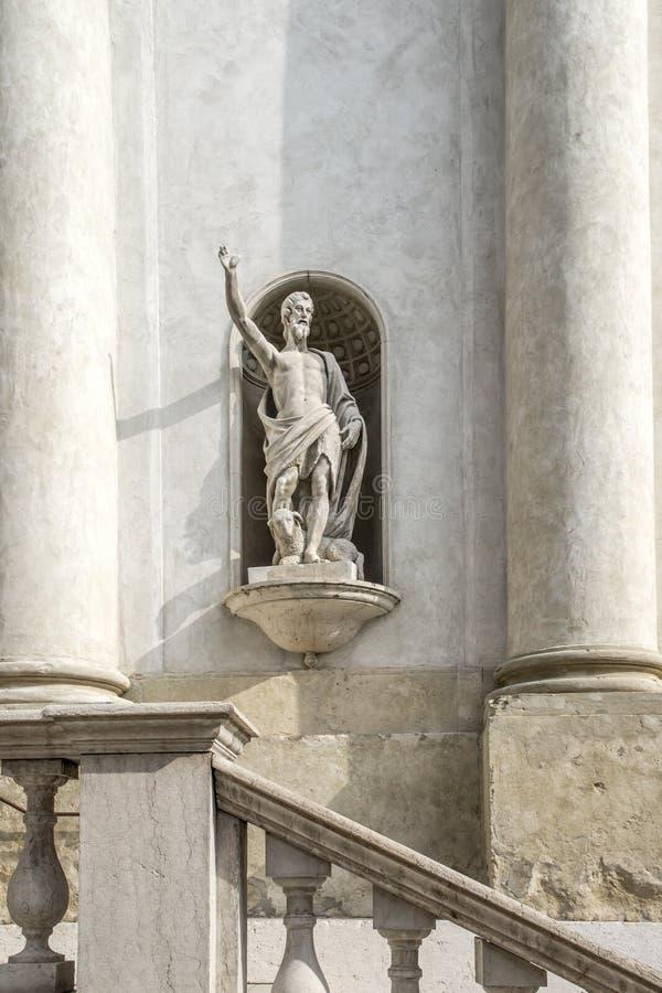 Antyk kamienna statua zdjęcie royalty free