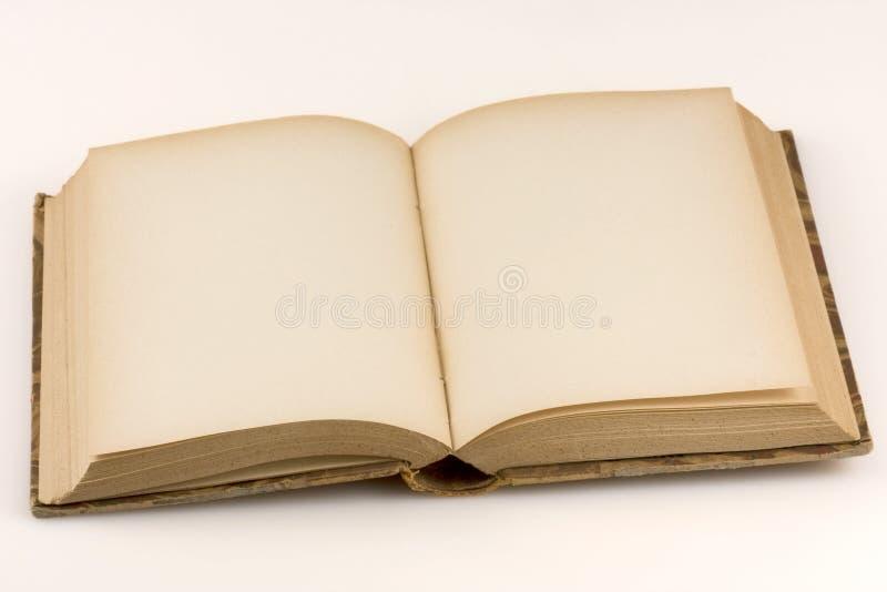 antyk książki się strzał, otwarte zdjęcia stock