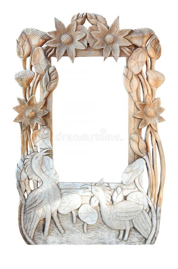 antyk ramowy drewna zdjęcia royalty free