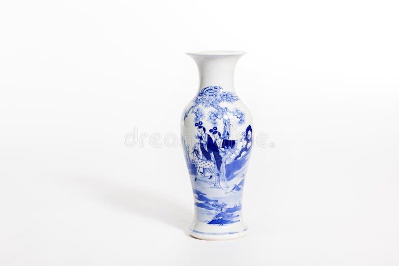 antykwarska chińska waza zdjęcie stock
