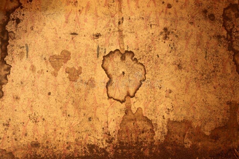 antykwarski grunge antykwarski papier zdjęcia stock