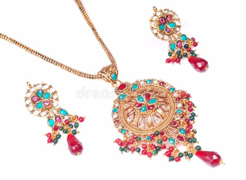 antykwarski jewellery obraz royalty free