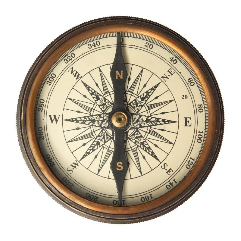 antykwarski kompas zdjęcia royalty free