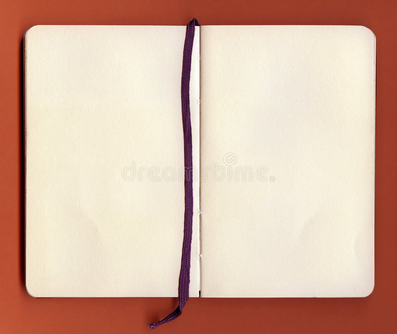 antykwarski książkowy stary otwiera zdjęcie stock