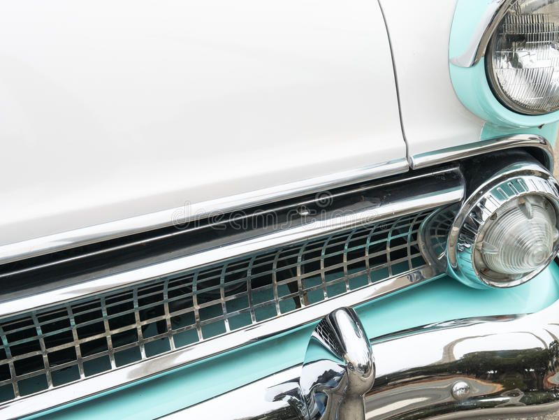 Antykwarski samochód obrazy royalty free