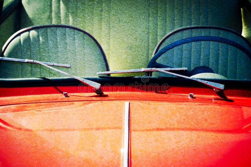 Antykwarski samochód zdjęcia stock